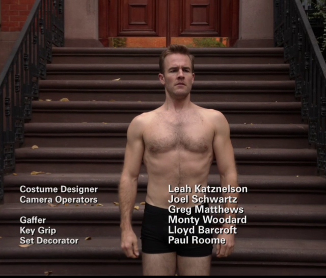 """""""I think James van der beek was molested by his acting coach """"  Lol"""