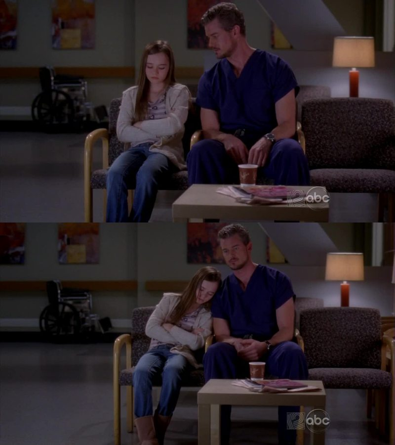 Mark Sloan, you're a great man!