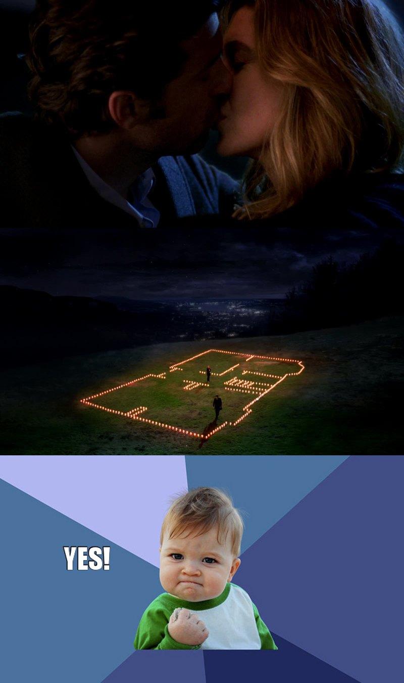 Cara eu to muito feliz, primeira vez que tudo fica bem em Grey's Anatomy , e cara, todo mundo se beijou! Melhor fim de temporadaa!