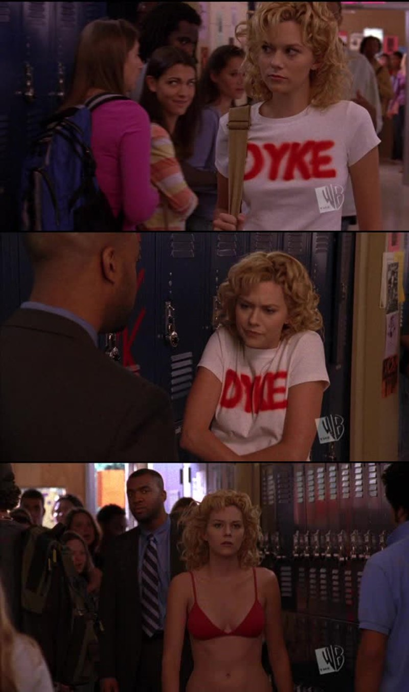 I'm so proud of Peyton, what she did in school, how she stood strong defending what she believes is how everyone should act! She is awesome! Also I can't believe what Haley did, I'm so disappointed at her... Nathan don't deserve any of this, everything he has done for her, I can't believe she had the courage to leave without even tell him... By the way Dan was disappointing as always and I loved what Felix told Brooke, it was beautiful and sincerious, I ship them. As for Lucas, I'm sorry, I love Brucas but he betrayed her real bad and I don't think she's ready to forgive and relive the romance. I know I wouldn't. PS: JAKE IS BACK!!!!!!!! I HOPE HIM AND PEYTON GET TOGETHER!!!!!!!!!!