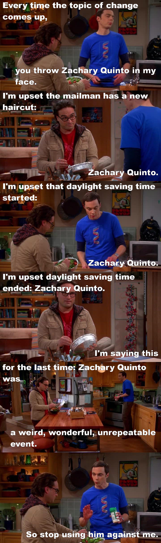 Oh Zac !