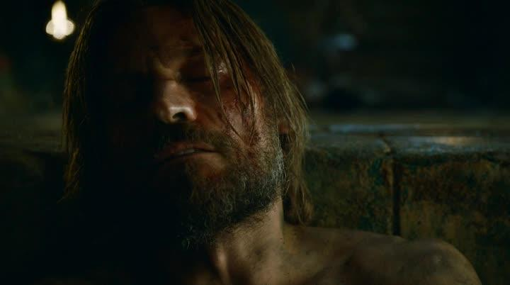 Beautiful monologue from Jaime. This character is getting more and more human.
