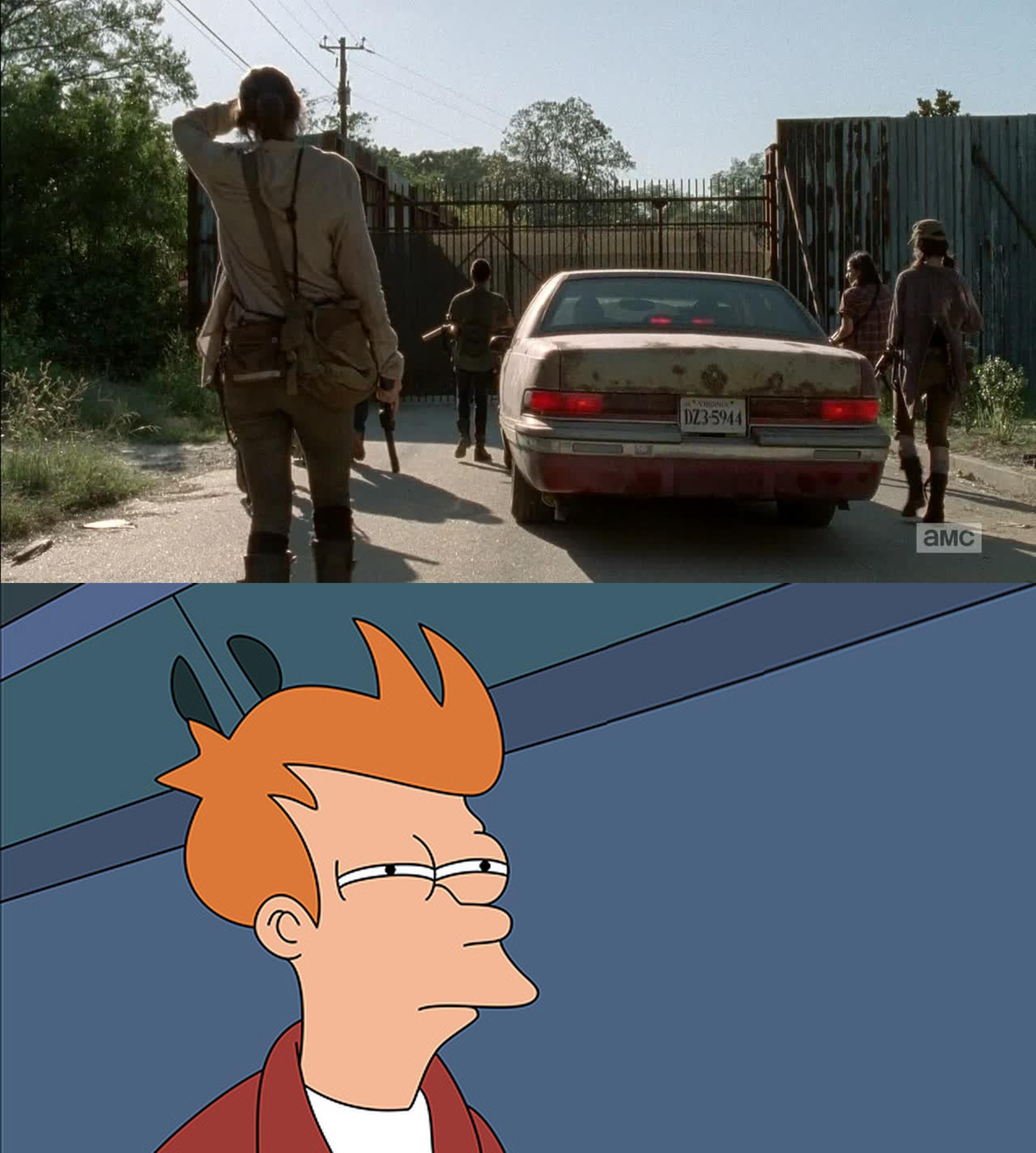 Je suis comme Rick pour le coup... Je reste très méfiante !