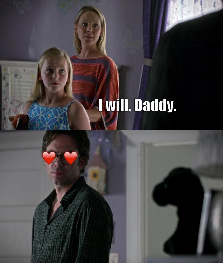 aww she called him daddy 💙💙💙