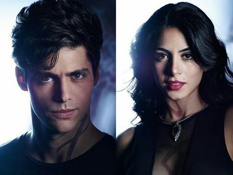These are the Lightwoods form the books!  Seriously on point 💙