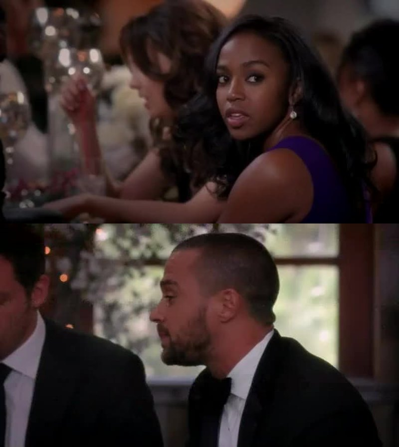 Am I the only one that HATE this new couple ???  Jackson should be with April