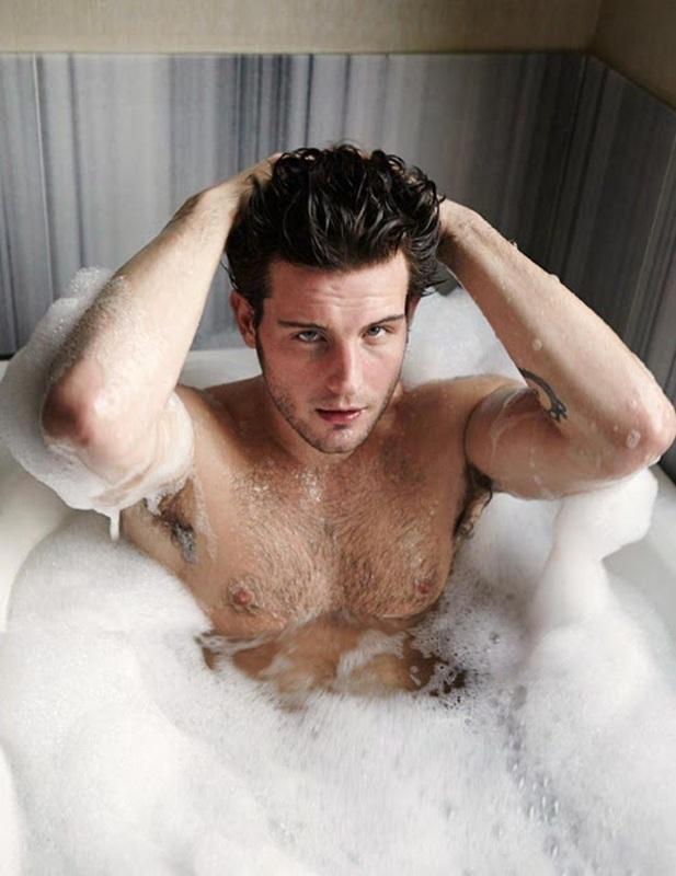 Wife patsy men in bath hot naked milf