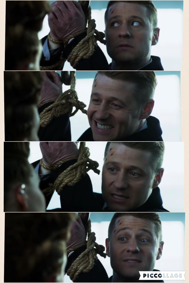 He is an amazing actor! I love Ben McKenzie and his hilarious expressions 😍