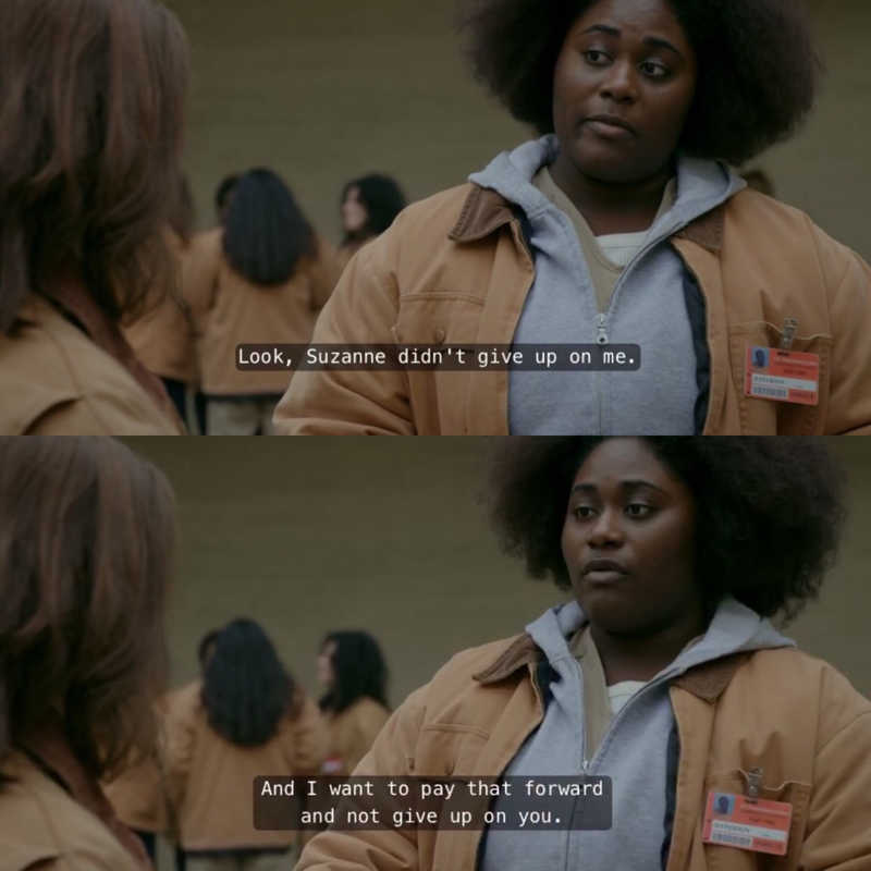 Orange is the new black 7x08