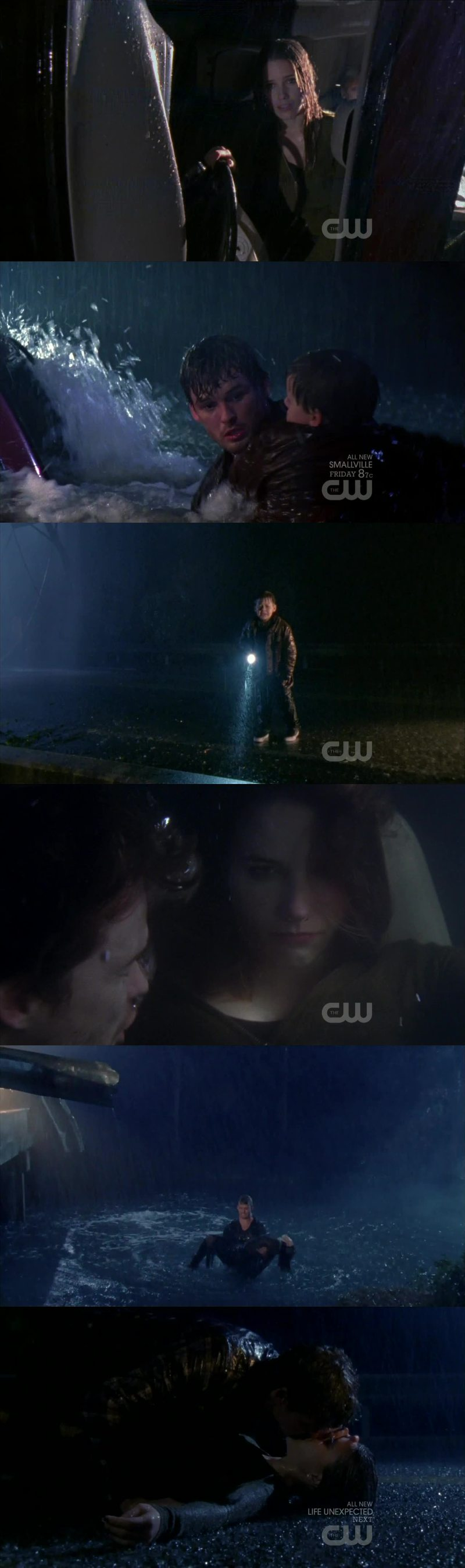 I just love this episode... It's one of my favourite at all! Brooke is strong as always and Julian is amazing!