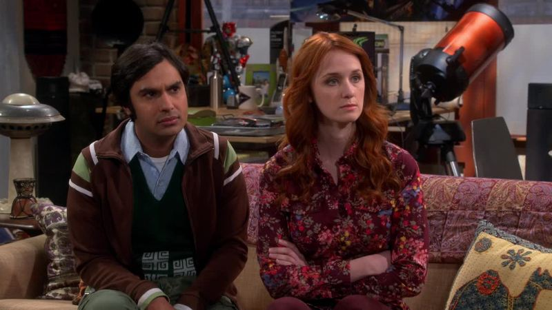 Emily is the only one in this band who have balls to tell Sheldon that is a jerk ! Congrats to her !