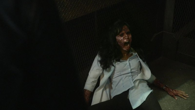 FINALLY THIS BITCH DIED!!! I HATED HER