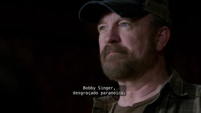 """""""Nice to meet you, Bobby Singer, paranoid bastard"""" 😂😂"""