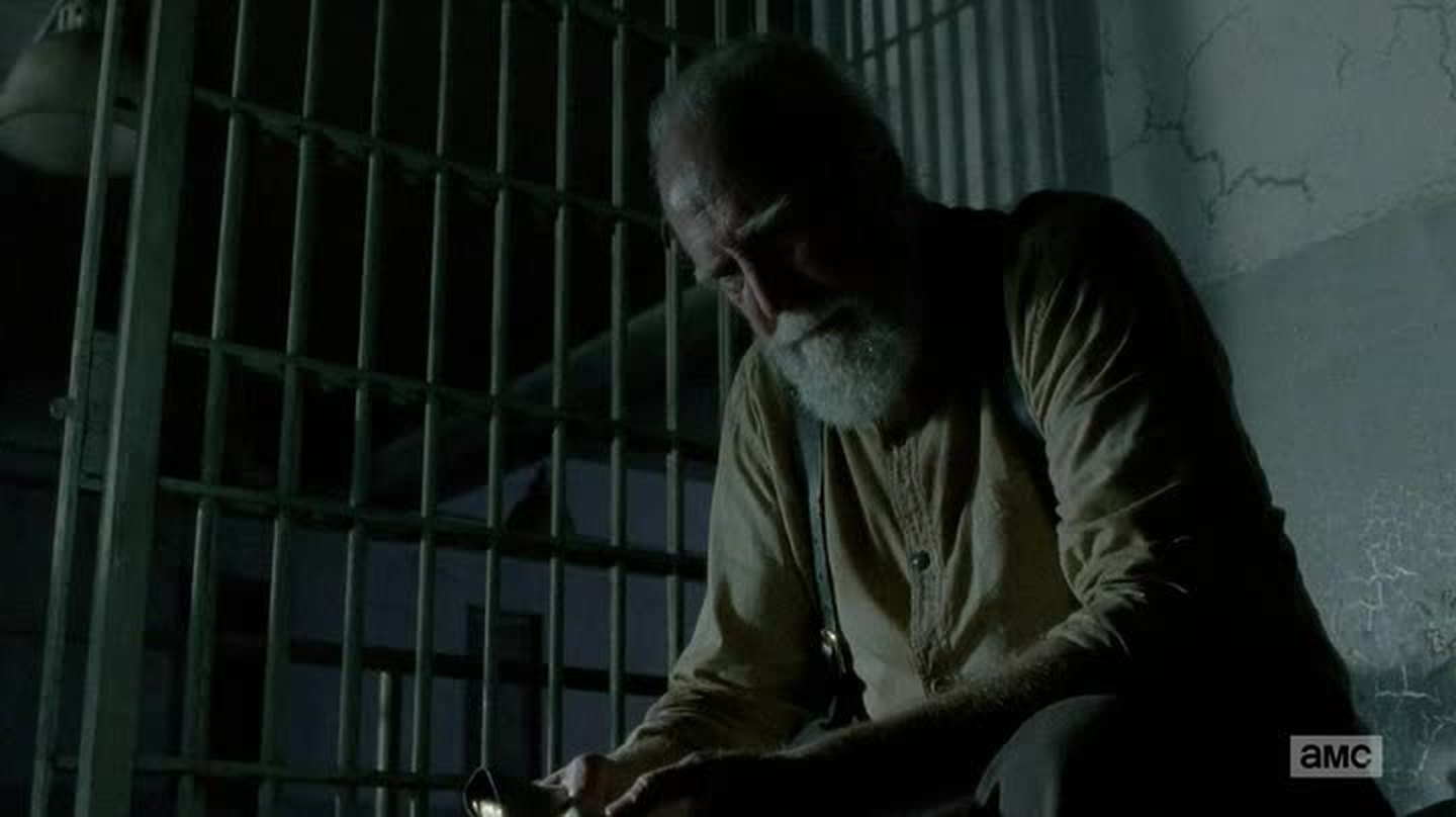 Poor Hershel...he's my quiet hero!