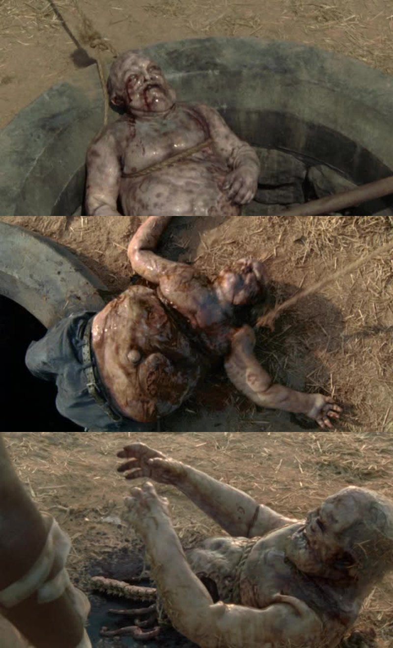 THIS IS THE MOST DISGUSTING ZOMBIE