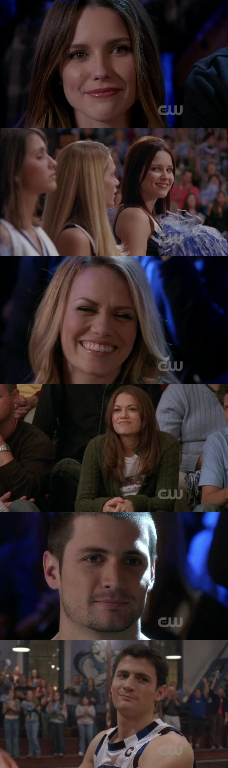 I've just finished watching oth, and I just want to start rewatching again. BEST TV SHOW EVER! I have no words to describe how incredible this tv show is. OTH will always be in my heart. Always and forever ❤️️