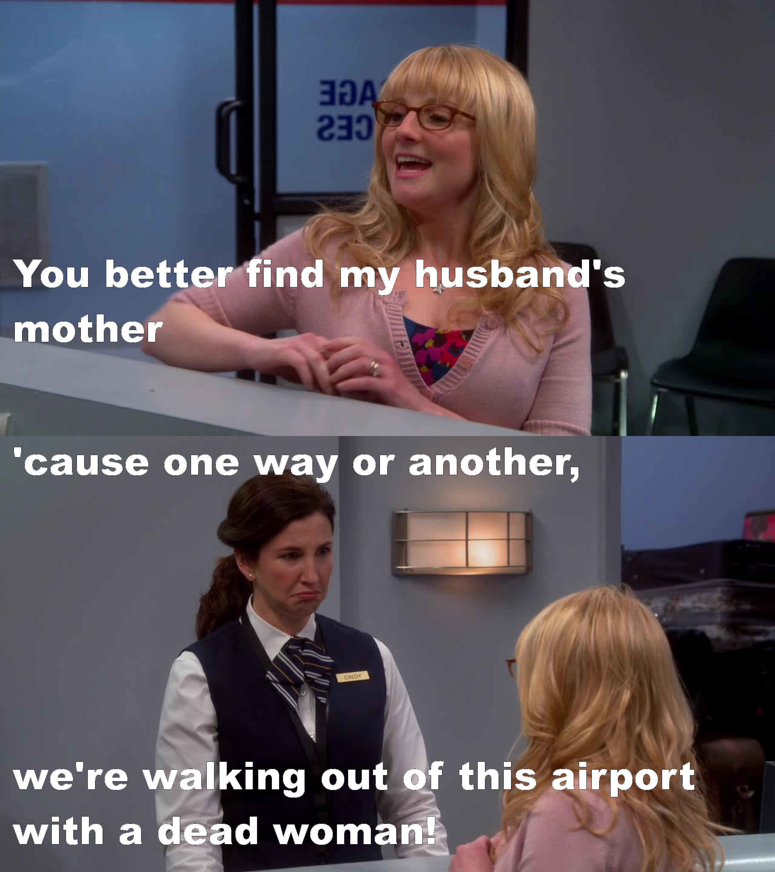 Bernadette is THE BEST!!
