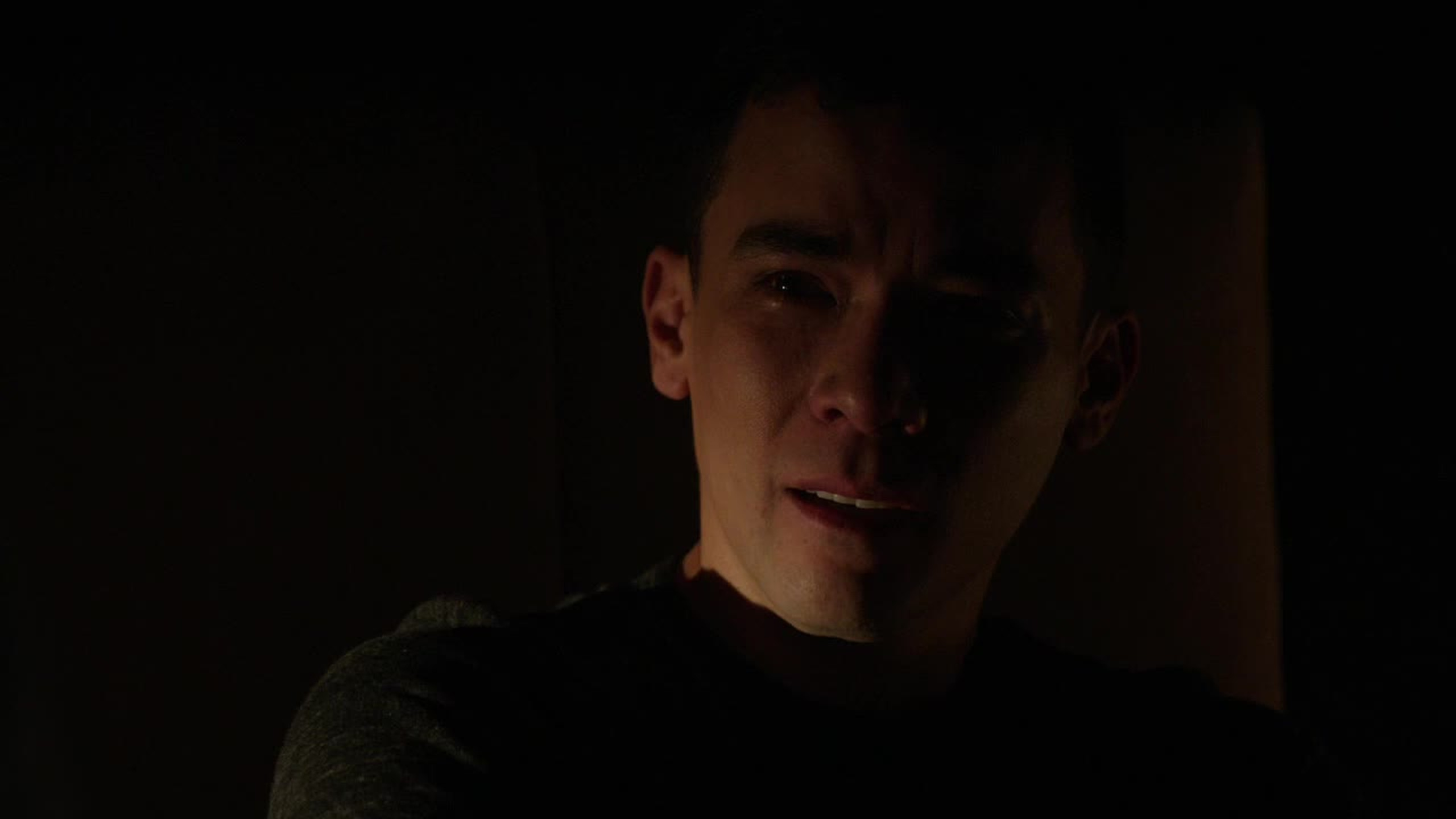 Omg, I felt so bad for Oliver!! I hope Connor helps him get through this.