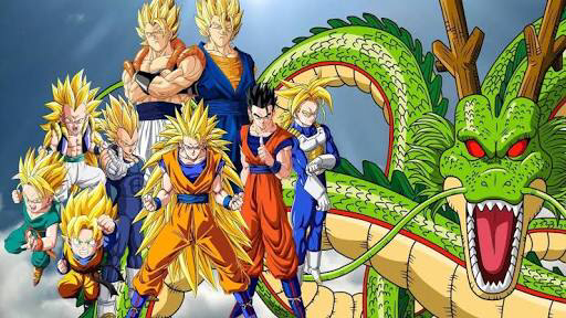 Saiyans group...