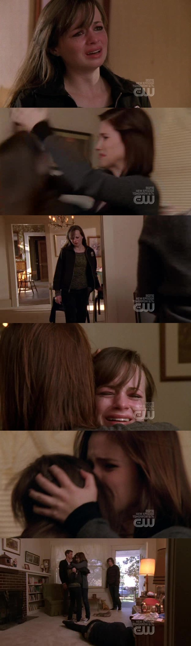 """I need you, mom."" wELL EXCUSE ME WHILE I CRY FOR THE REST OF MY LIFE"
