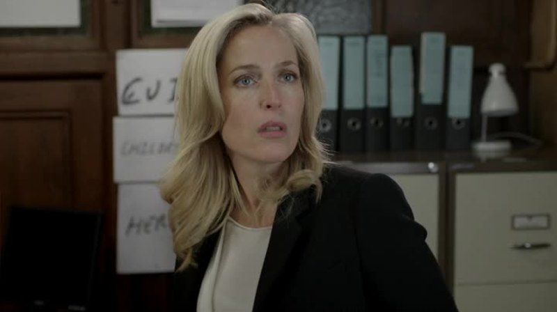Omg, I'm so in love with Stella! Team Stella Gibson until the end! Also this show is like cocaine because I can't watch anything else. So glad season 3 is coming!