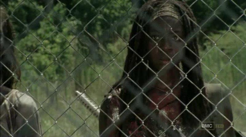 I already love Michonne 💪🏻