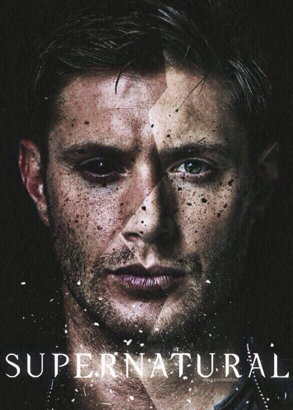 I'm sorry for Dean but... I haven't had enough of Deanmon! And Jensen does a really great job! 😁😈