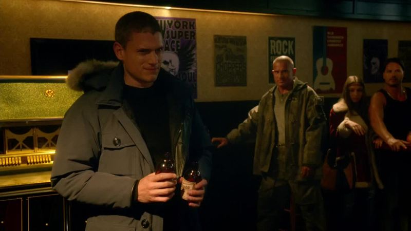 Captain Cold best character ever