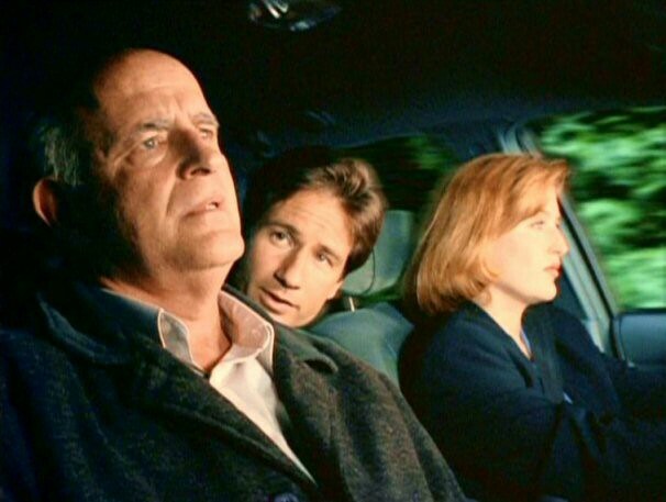 Clyde Bruckman: You know, there are worse ways to go, but I can't think of a more undignified way than autoerotic asphyxiation.   Mulder: Why are you telling me that?   Clyde Bruckman: Look, forget I mentioned it. It's none of my business.