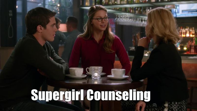 This moment was among the best of the episode. Kara is just an amazing person.