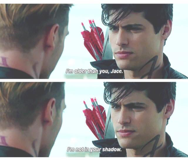 GOD BLESS MATTHEW DADDARIO AND HIS INTERPRETATION OF ALEC LIGHTWOOD AKA THE ONLY REASON WHY 90% OF THE PEOPLE IS STILL WATCHING THIS SHOW