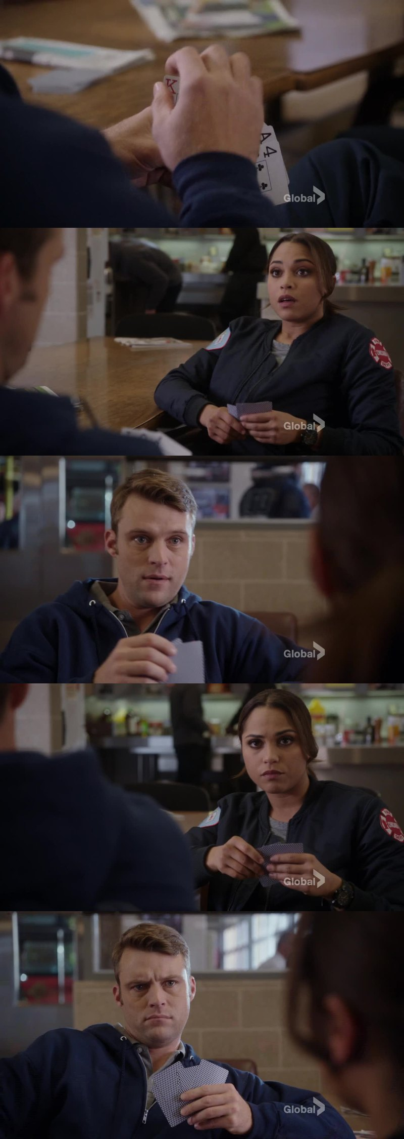 These little moments are so cute!! But I want more than that!! Like the amount that it used to bee!! Those were the moments that made the show amazingly great!! Not that it is not great or anything, but it is ten times better with more moments between Matt and Gabby!!! #TeamDawseyForever #OTP