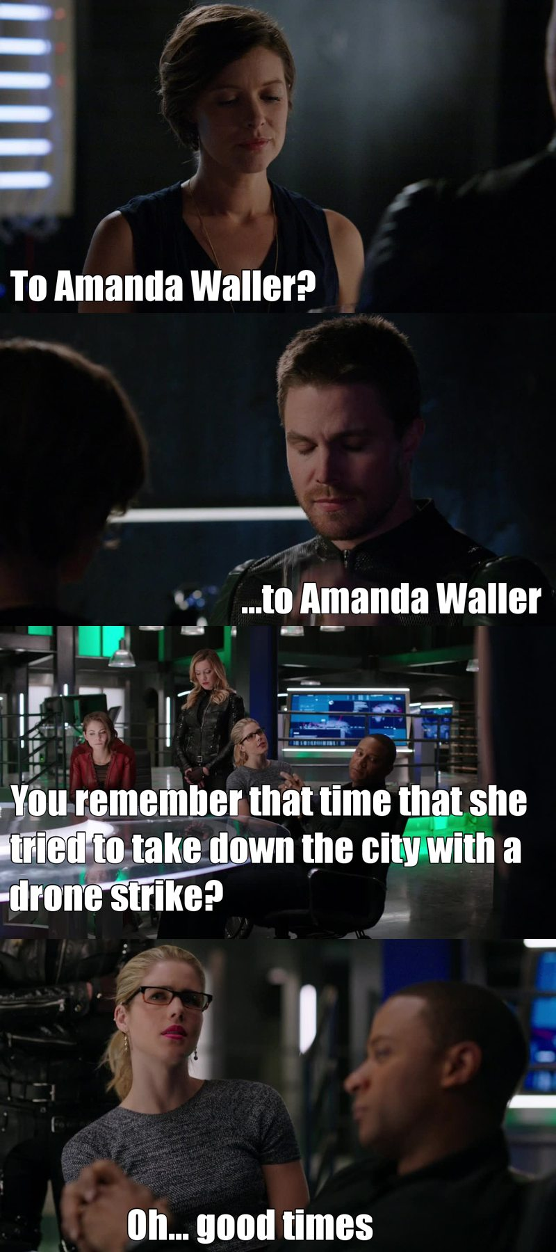 FELICITY AT HER BEST