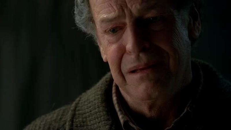 John Noble es capaz de hacerme soltar una carcajada y al segundo siguiente romperme el corazón simplemente con la tristeza que desprende su mirada. ¡Qué pedazo de actor!