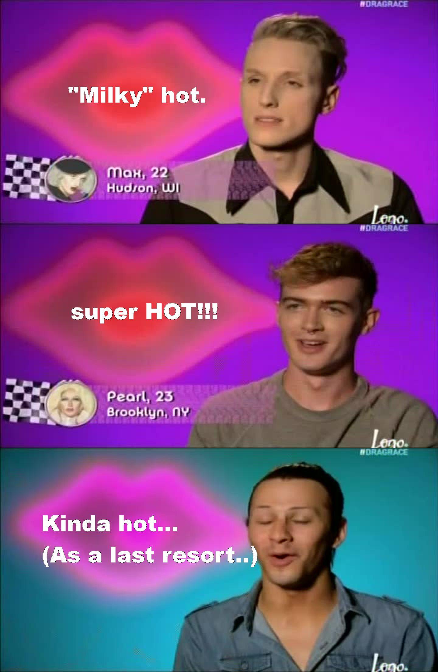Hotties of the season