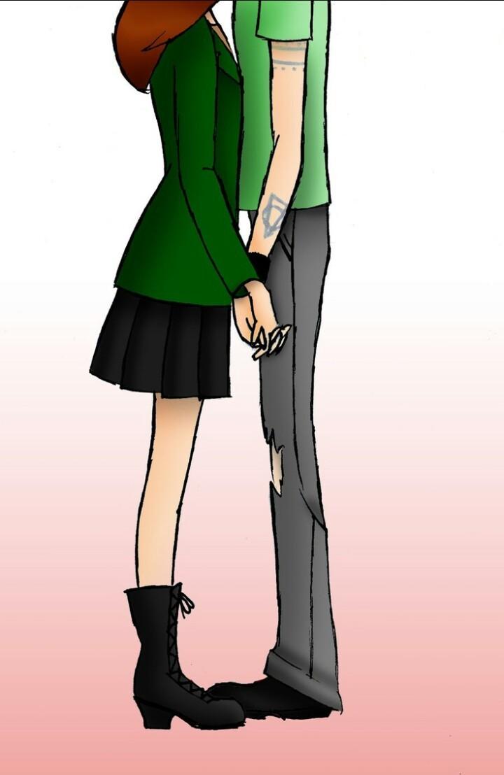 J'aimerais trop Daria et Trent ensemble !