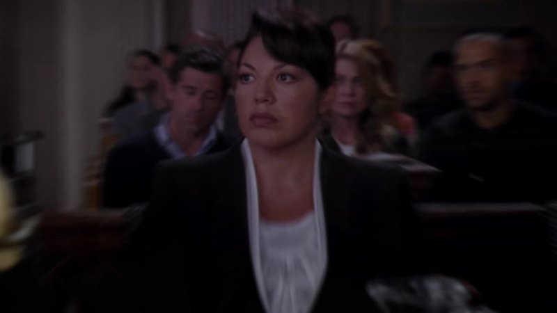callie is the love of my life . sara is amazing.