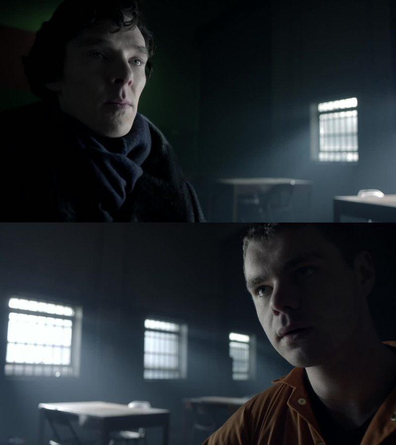 Sherlock level: grammarnazi🔝