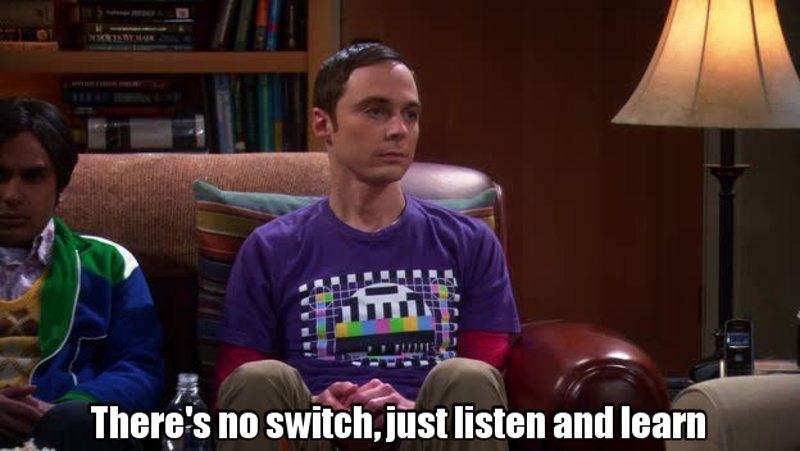Go Sheldon!