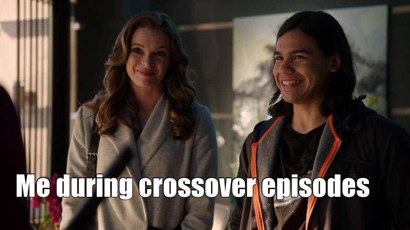 Cisco asking about an arrow mobile ahahahaha #gottalovehim