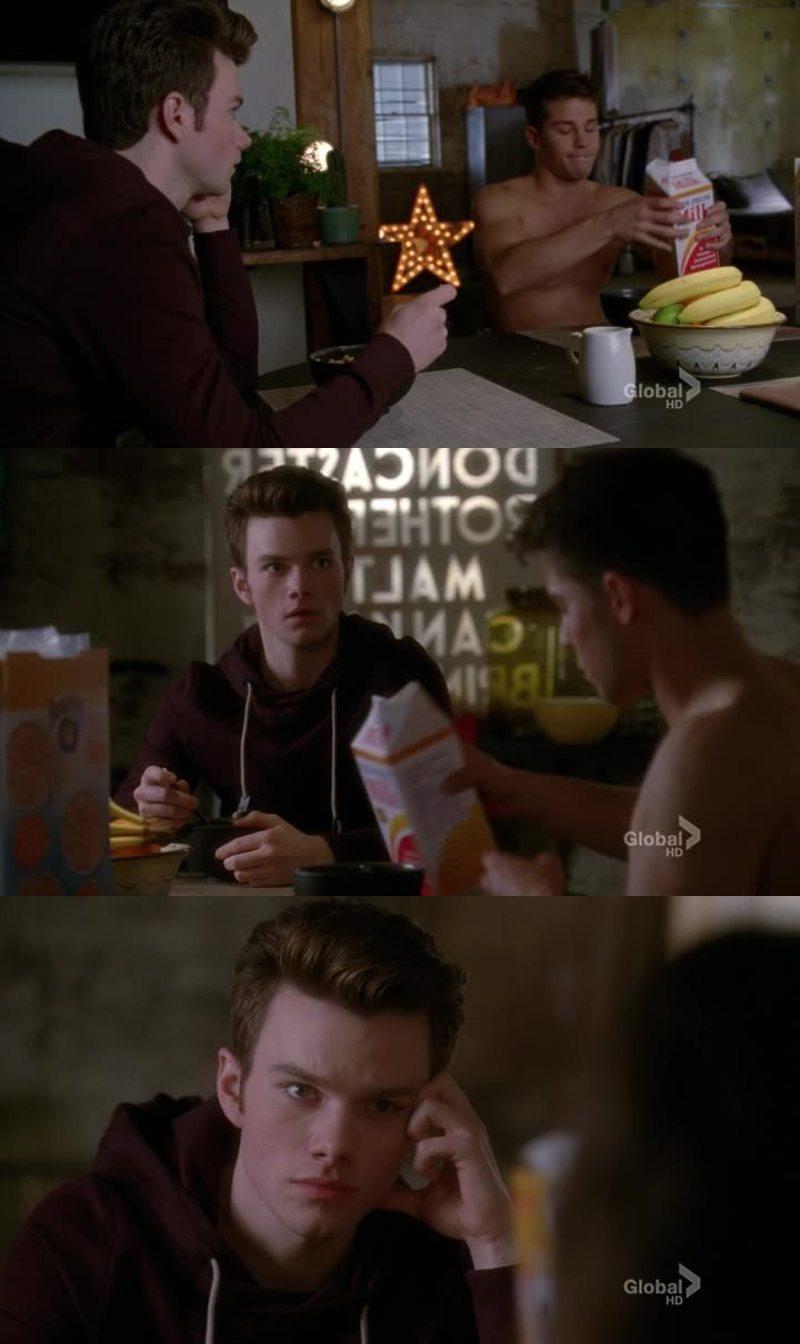 😂 😂 😂 😂 I'm dying... Kurt's face 😂 😂