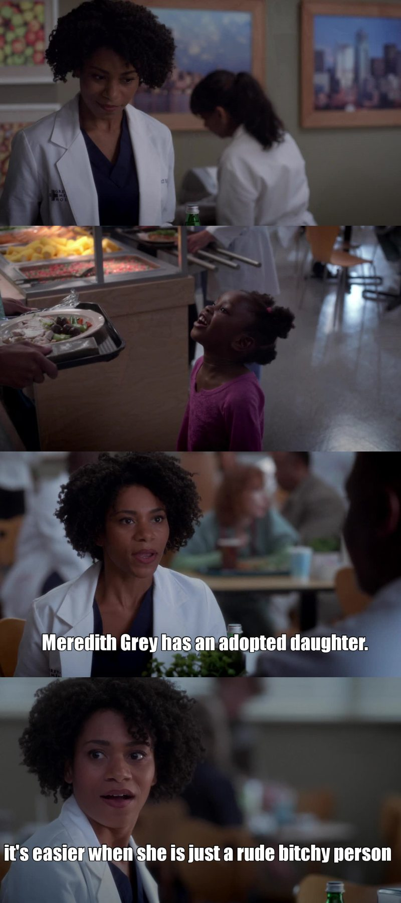 Loving Maggie!  ps. Zola is the cuttest thing in the world.