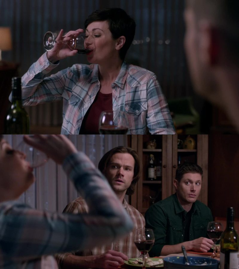 the funniest episode in 11th season and their faces, how cute they are!! #supernatural