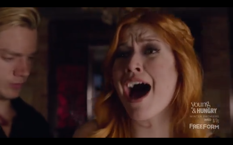 How am I supposed to take this seriously when Clary keeps acting like that?😂😂😂