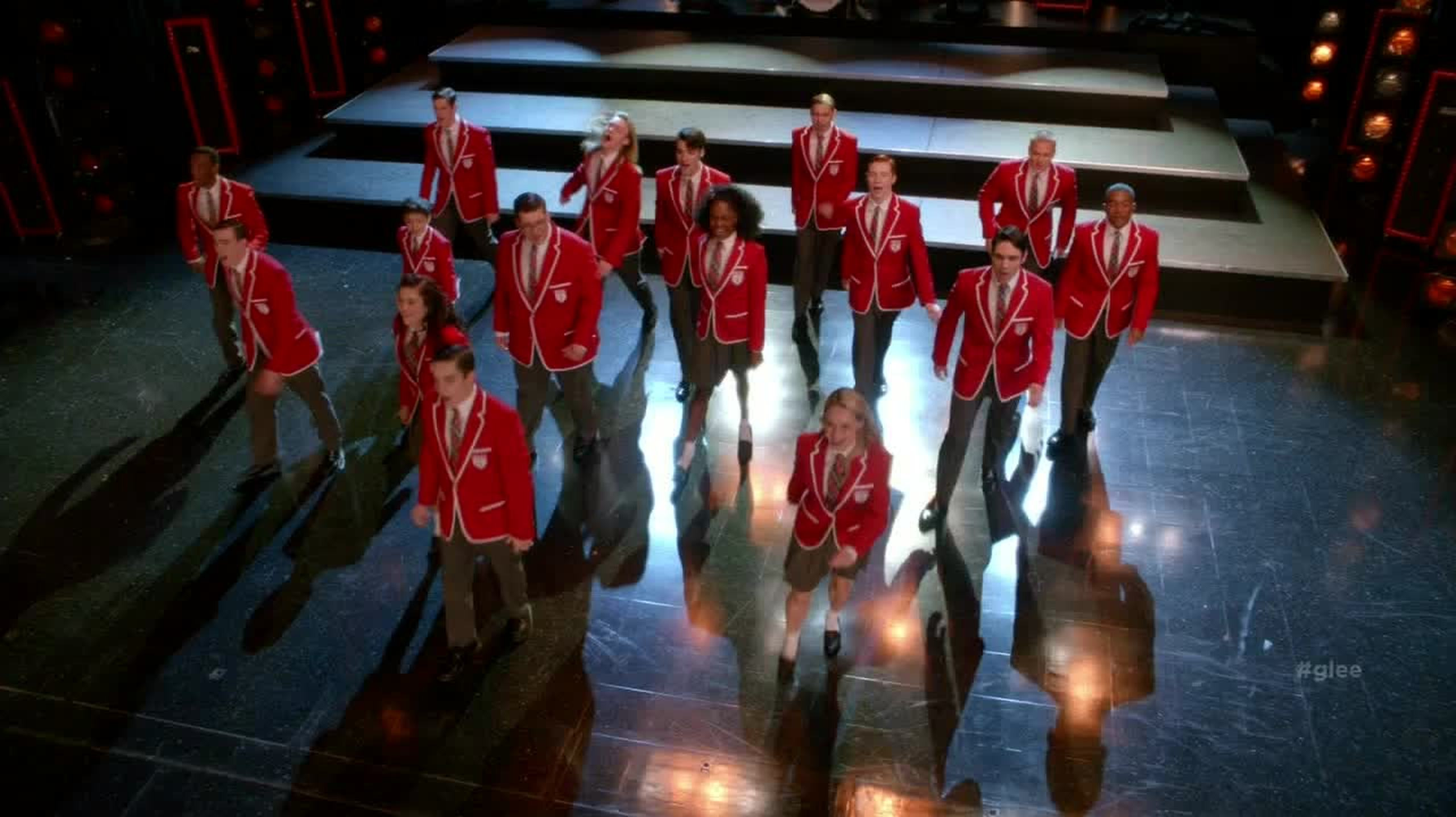 New Directions + Warblers = New Warblers