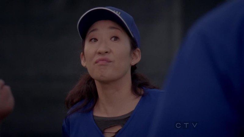 LOVED THIS EPISODE ! CRISTINA YANG, MARRY ME ❤️
