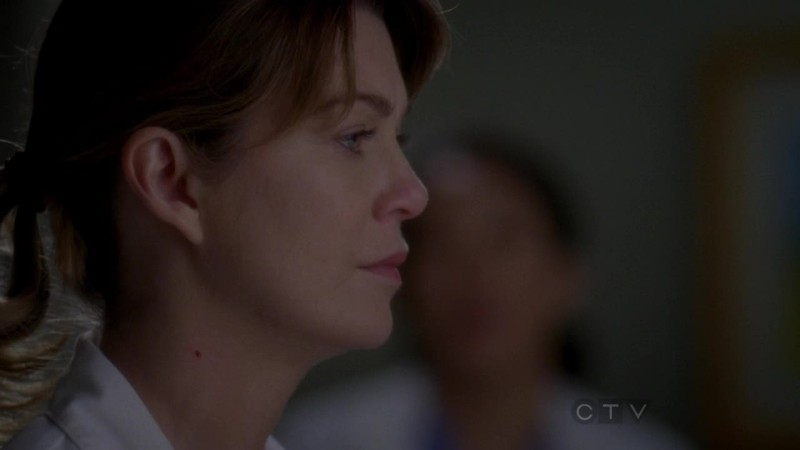 This is one of my favourite episode. Meredith is such a great doctor!