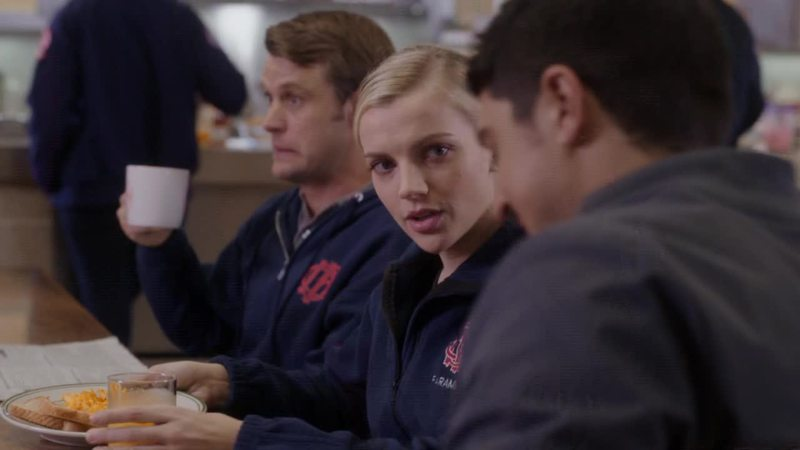 Casey's face. Lieutenant Matthew Casey's freaking face. This is PRECIOUS.