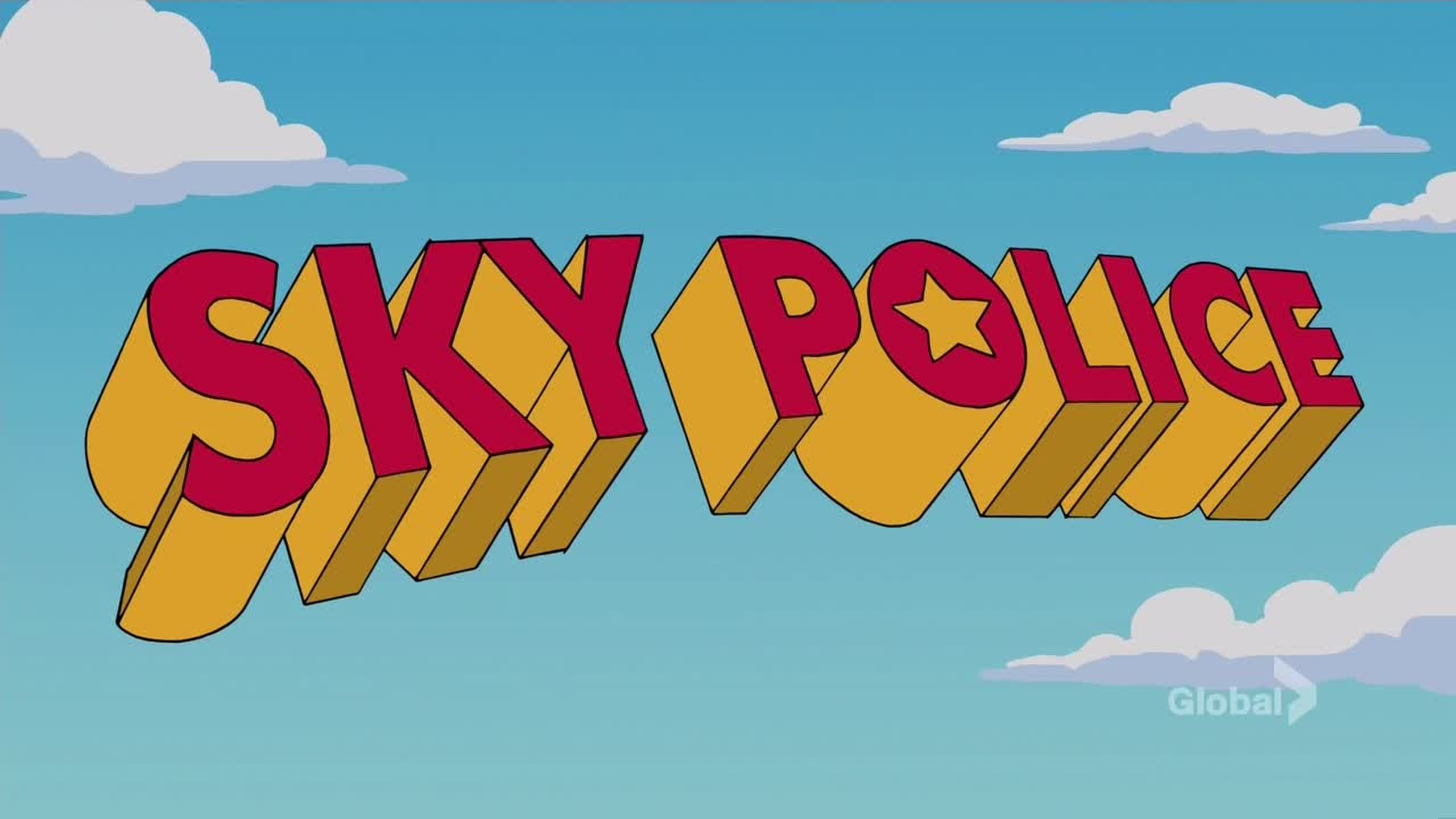 Tv time the simpsons s26e16 sky police tvshow time - Police simpsons ...