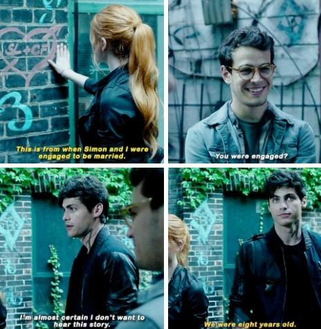 Feel like Alec